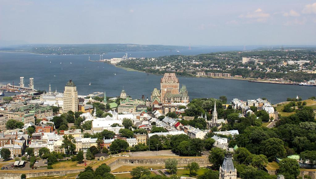 Observatoire de la Capitale, Quebec City