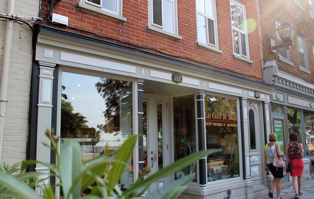 Les Cafes du Soleil - coffee shop in Quebec City