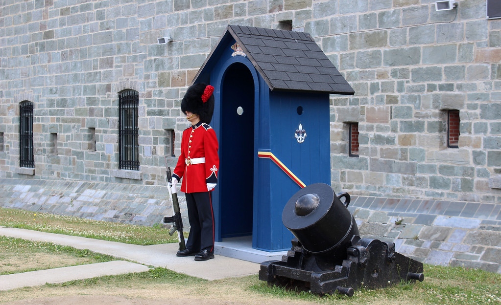 Quebec City 3 day itinerary: Fortifications of Quebec