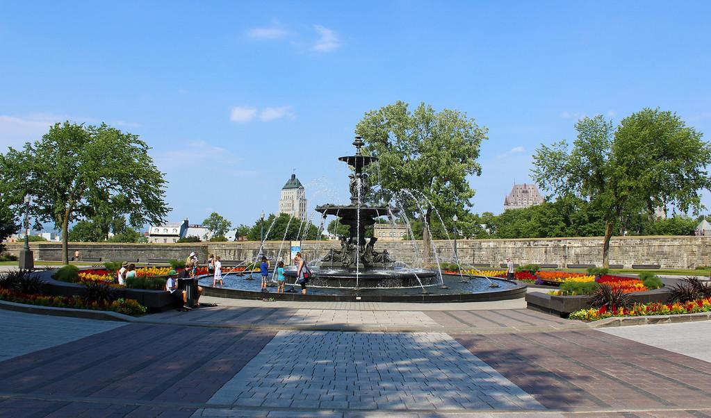 Quebec City parliament building