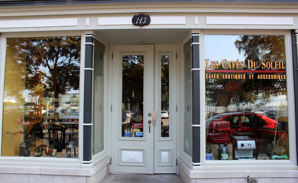 Quebec City Coffee Shops
