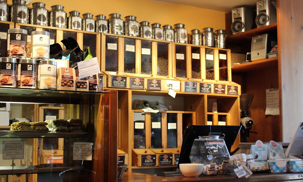 Les Cafes du Soleil Quebec City