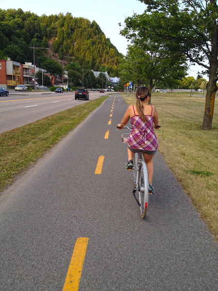 Cycling in Quebec City - Where to rent a bike in Quebec City