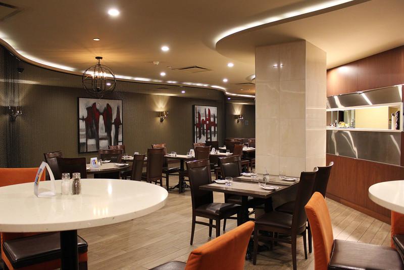 Hotel Marriott Quebec Centre-Ville - Lobby
