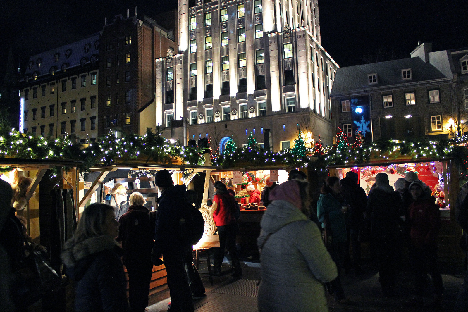 5 German Christmas Markets in Canada You Must Visit - Quebec City