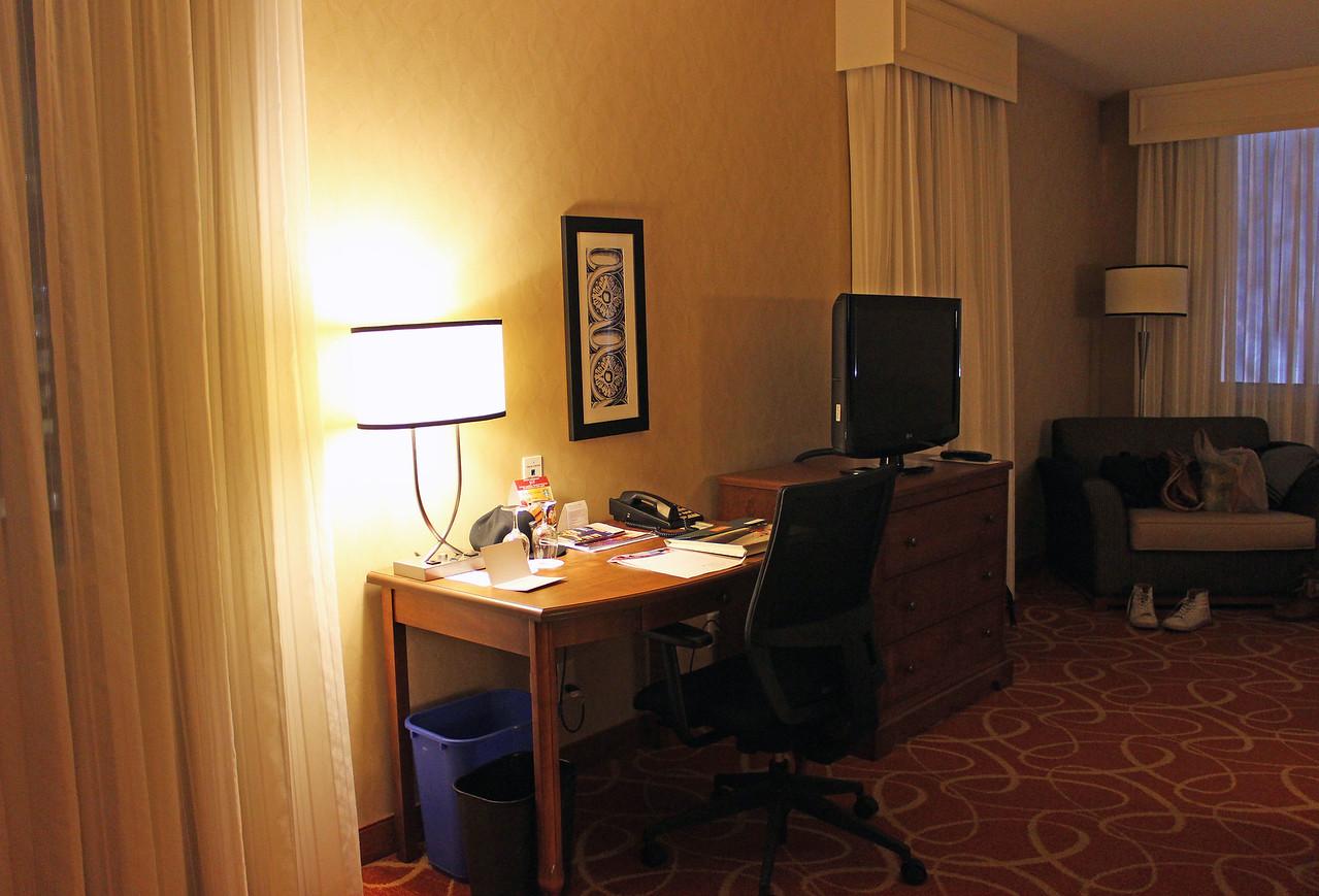 Hotel Marriott Quebec Centre-Ville - Room