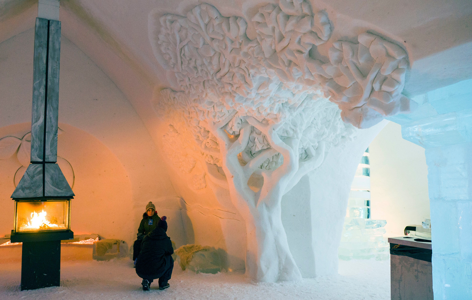 Ice Hotel Quebec: An Insider's Guide to Surviving the Night