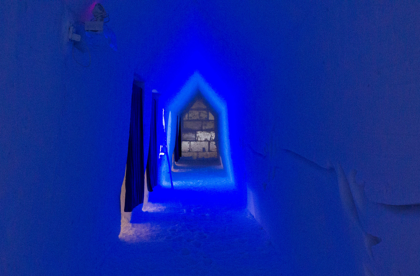 Ice Hotel Quebec: An Insider's Guide to Surviving the Night - Our room