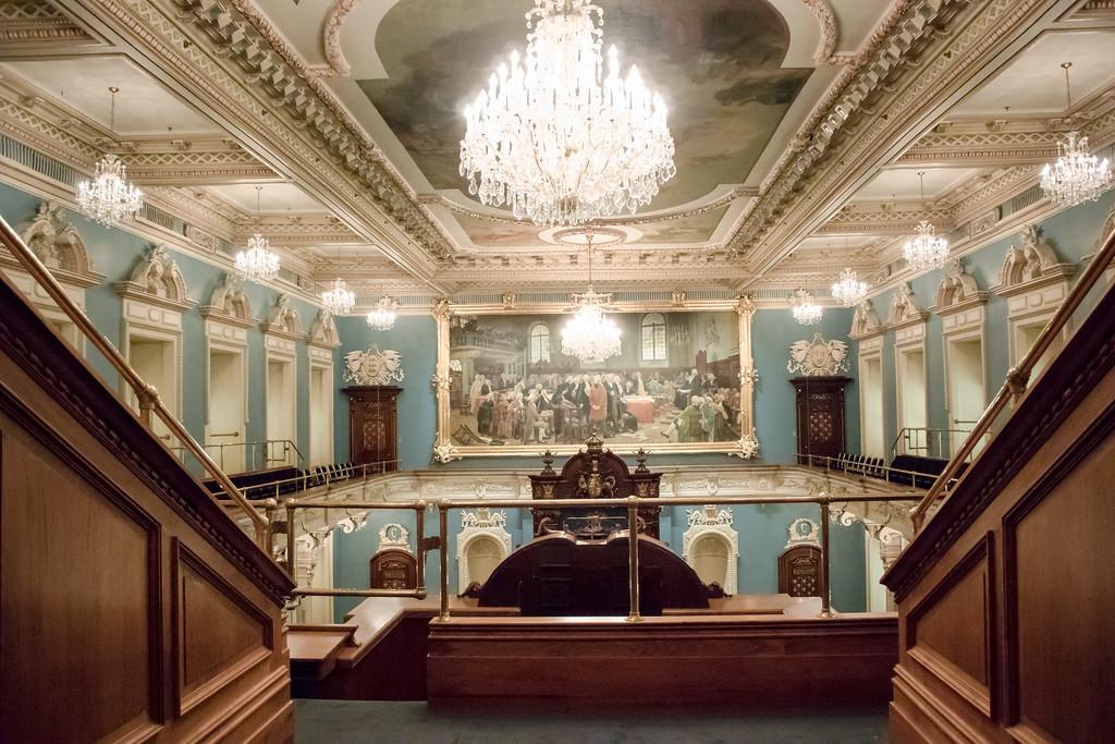 Hôtel de Parlement