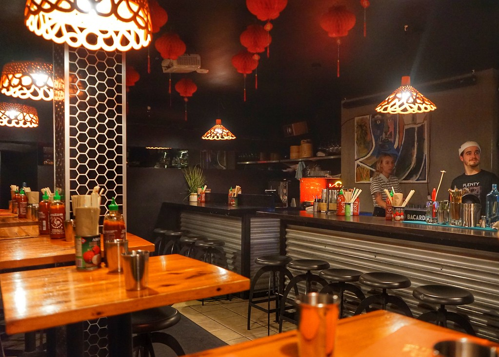 A peek inside Chez Tao in Quebec City