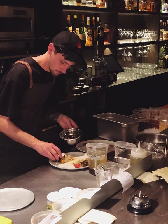 Sous chef at JJacques