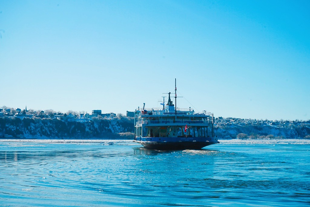Best Things to Do in Quebec City: Riding the Quebec-Levis Ferry