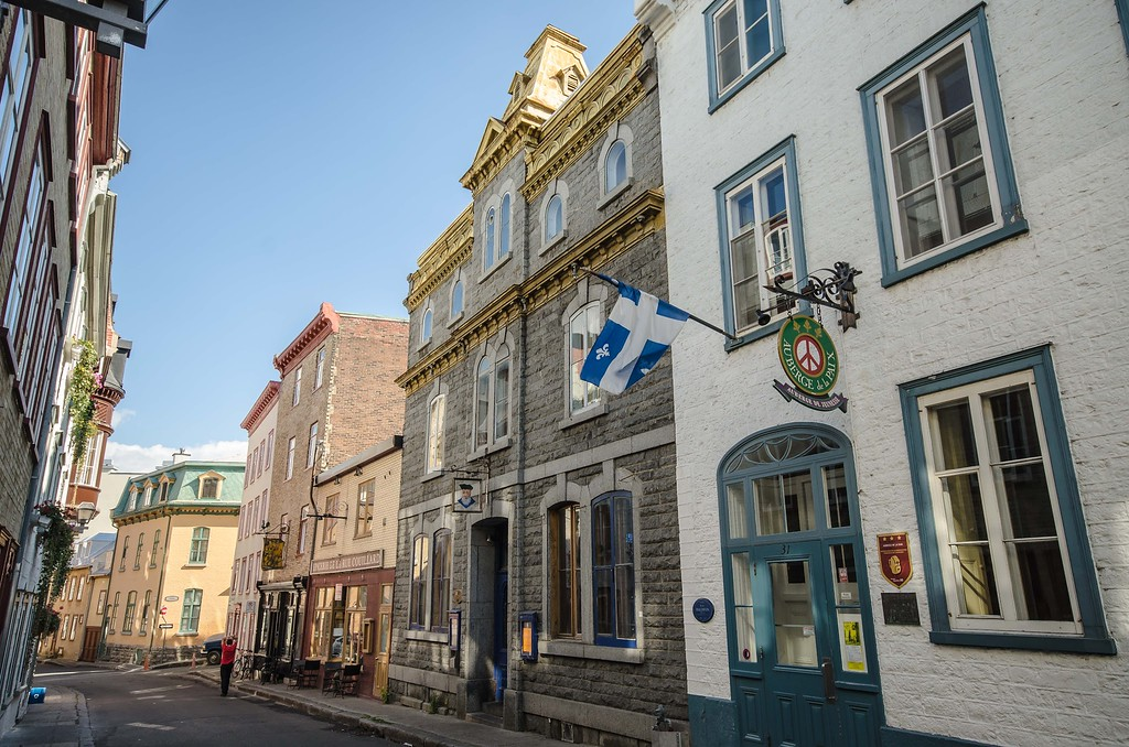 Why Visit Quebec City? To Experience Living History