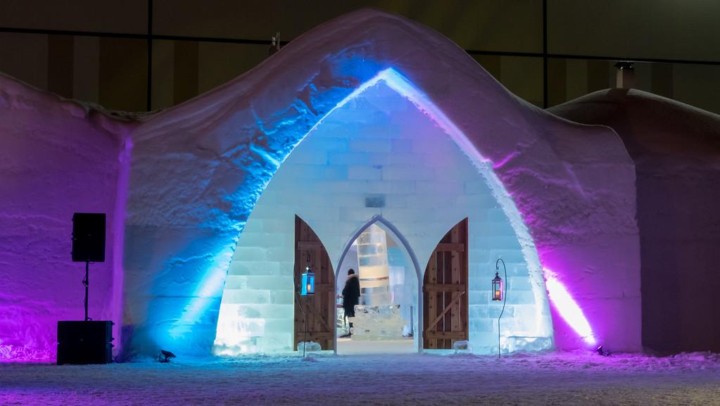 Quebec City Ice Hotel
