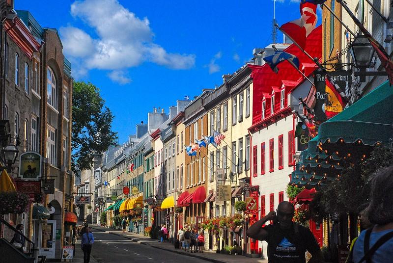 Rue St Louis