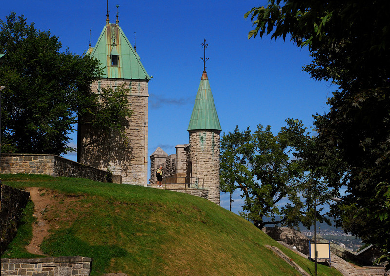 Quebec, City Walls
