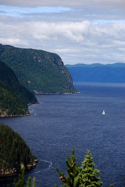 Anse St Jean, Saguenay Fjord