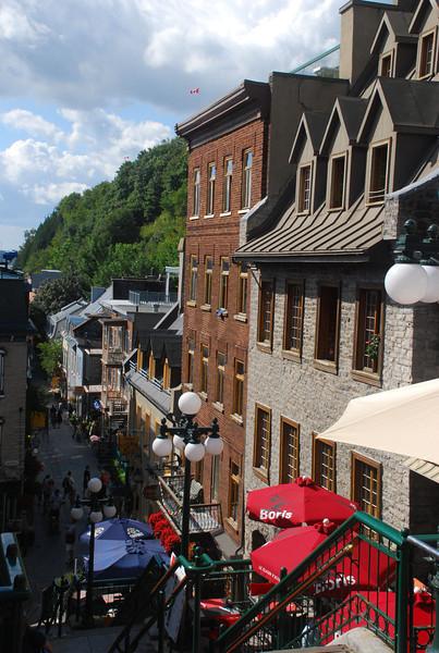 Quebec, Lower Old City