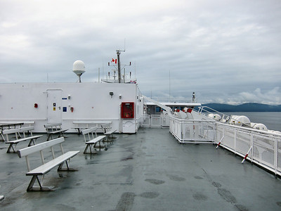BC Ferry to Vancouver Island