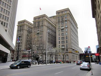 Fairmont Palliser Hotel, Calgary