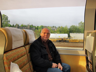 Rocky Mountaineer - Vancouver to Kamloops, BC