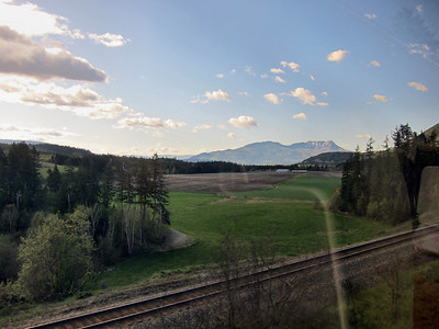 Rocky Mountaineer - Kamloops, BC, to Banff, Alberta