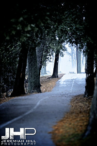 """The Path You Didn't Take"", Orillia, ON, Canada, 2012 Print JP12-124-103"