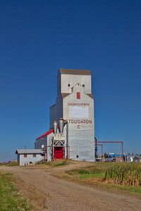 Stoughton, Saskatchewan Grain Elevator