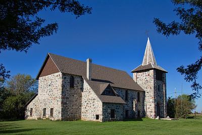 1913 Anglican Church, Heward, Saskatchewan