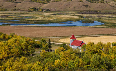 Saint Nicholas Anglican Church, Saskatchewan