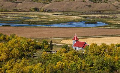 Saint Nicholas Anglican Church, Saskatchewan