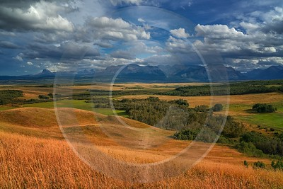 Single Shot Canada Panoramic Landscape Photography Scenic Lake Town Shore Fine Art - 018567 - 31-08-2015 - 7952x5304 Pixel