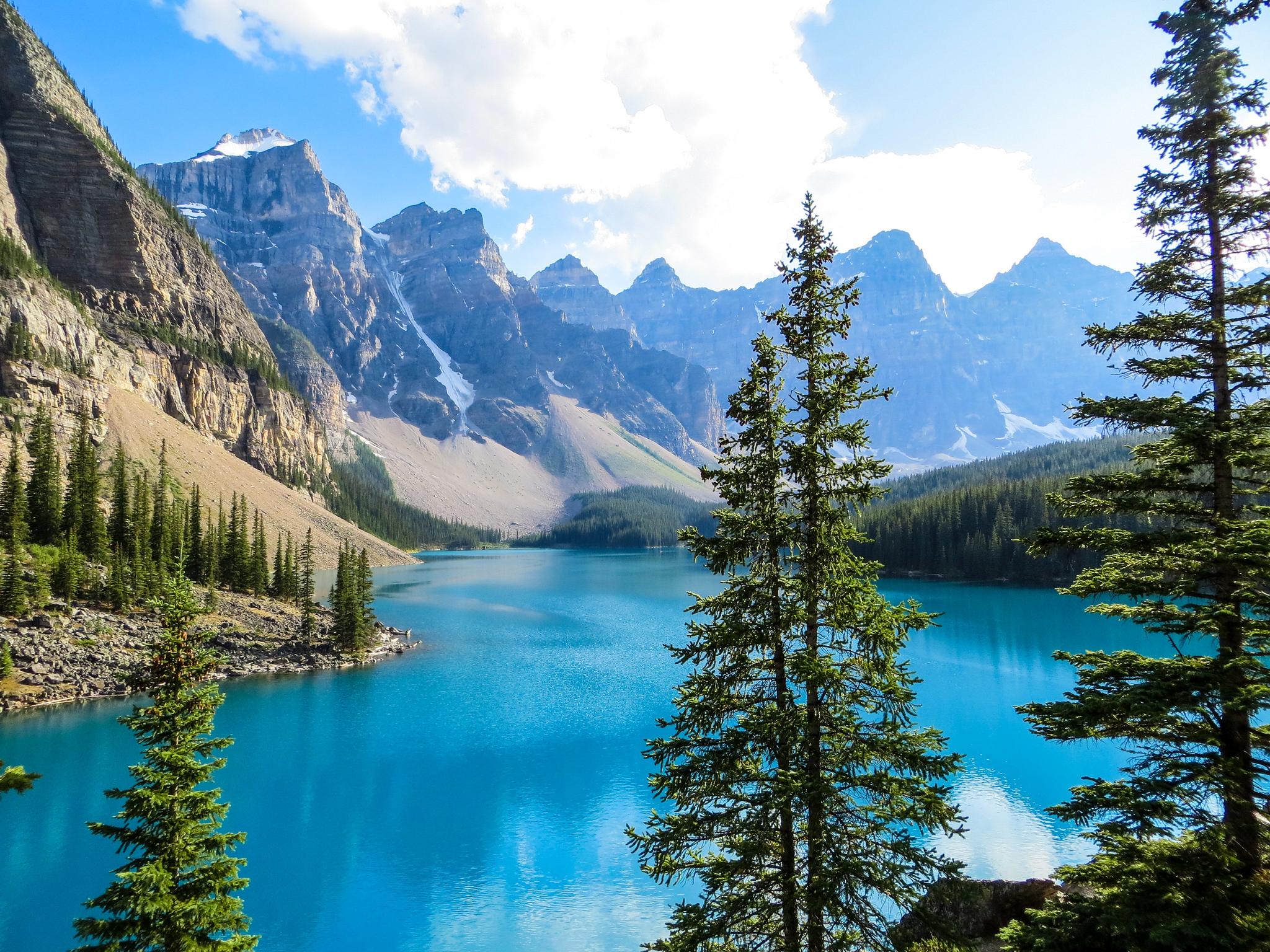 take a healing trip to the gorgeous mountains