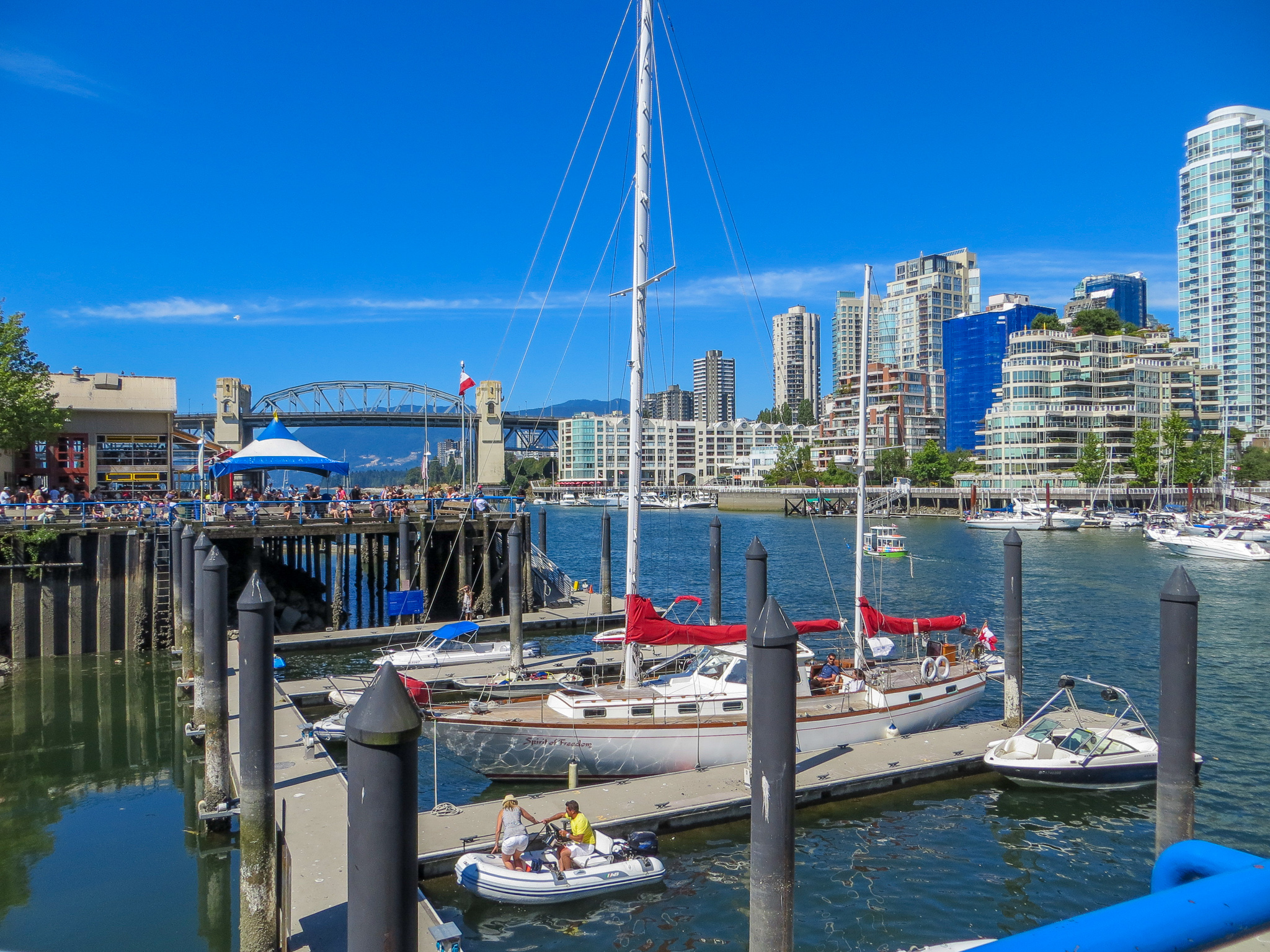 best weekend destinations include vancouver