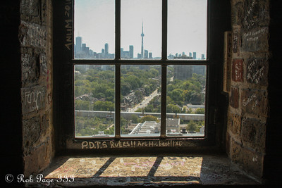 Exploring the city  - Toronto, ON ... September 2, 2012 ... Photo by Rob Page III