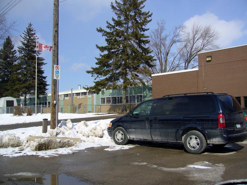 Park School, Georgetown Ontario