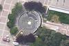 Vista hacia abajo desde la torre