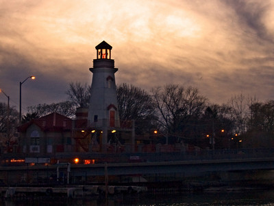 Port Credit Lighthouse, Ontario