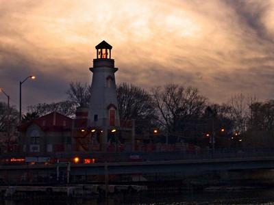 Port Credit Lighthouse, Ontario