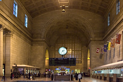 The Great Hall, Union Station, Toronto