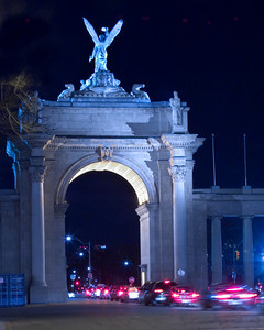 Princes' Gates in Exhibition Place, Toronto