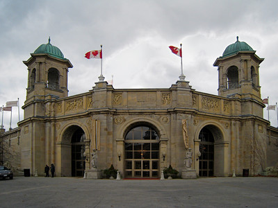 The Liberty Grand Building, Exhibition Place, Toronto