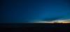 Sunrise on the prairies.