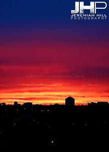 """Parkdale Sunset #4"", Toronto, ON, Canada, 2010 Print JP10-104-053"
