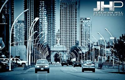 """Gate of Toronto"", Toronto, ON, Canada, 2010 Print JP10-927-034"
