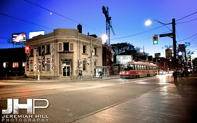 """Queen East #2"", Toronto, ON, Canada, 2010 Print JP10-1110-067"