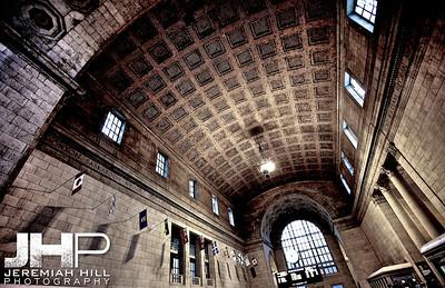 """Union Station #5"", Toronto, ON, Canada, 2010 Print JP10-927-063"