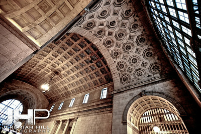 """Union Station #3"", Toronto, ON, Canada, 2010 Print JP10-927-053"