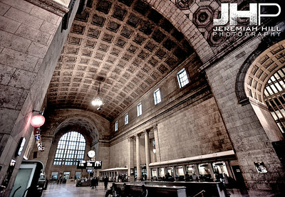 """Union Station #2"", Toronto, ON, Canada, 2010 Print JP10-927-052"
