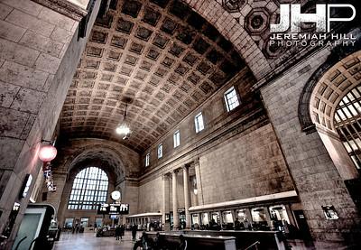"""Union Station #2"", Toronto, ON, Canada, 2010 Print JP10-927-052"